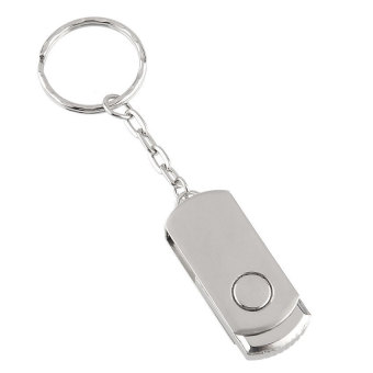 S and F 32GB USB 2.0 Drive Memory Stick Pen Silver Keyring - Intl