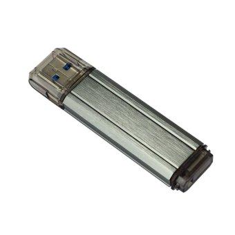 S & F USB 3.0 8GB Brushed Metal Flash Drive Memory Stick (Grey) (Intl)