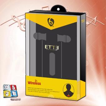 S1 Ette Ovleng Best wireless bluetooth Headphone (BLACK) - 2