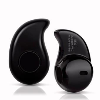 S530 Mini Wireless  Bluetooth 4.1 In-Ear Phone (Black)