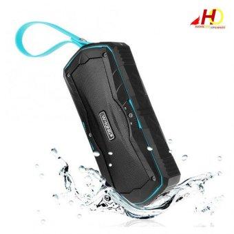 S9 W-KING Outdoor Waterproof Shockproof Dustproof Bluetooth 4.0Wireless Speaker (Blue) - 5