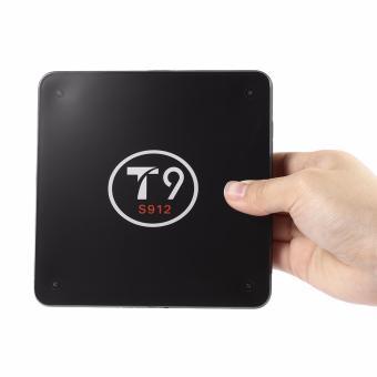 S912 T9 Android 6.0.1 TV Box 2GB/16GB 4K 5G Wifi Smart TV Box With 9 Languages (UK Plug) - intl - 3