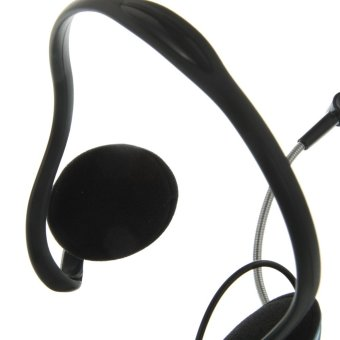 Salar K97 Over-The-Ear Headphones (Black)