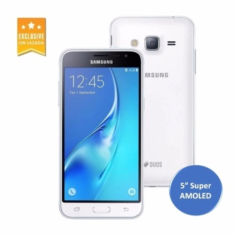 SAMSUNG GALAXY J3 SMJ320G DS 8GB White