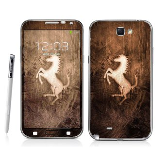 Samsung Galaxy Note 2 Engraved Knight Skin by Oddstickers