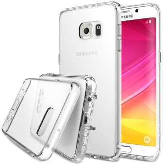 Samsung Galaxy S6 Edge Plus Ringke Fusion Premium Shock AbsorptionBumper Hard Case (Crystal View)