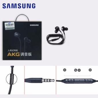 Samsung Headset AKG In-Ear Headphone (dark grey) - 4