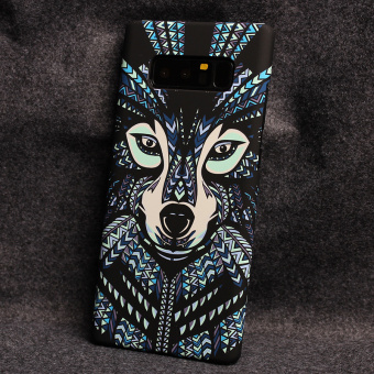 Samsung note8/note8 animal ultra-thin men and women hard case phone case