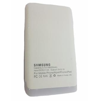 ... Mah Garansi Resmi Dan Spesifikasinya. Source · Samsung Powerbank USB 168000mah Fast Charging (white) - 2