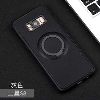 Samsung S8/s8plus/S8/S8 ring support shell phone case