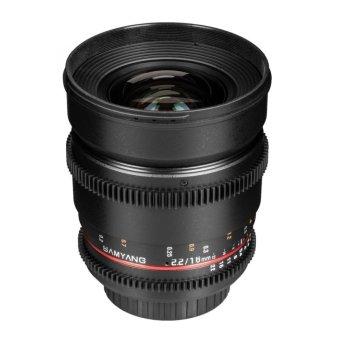 Samyang 16mm T2.2 ED AS UMC CS VDSLR Lens for Sony