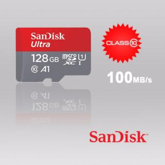 SanDisk Ultra Micro SDXC A1 Series UHS-I Class 10 up to 100MB/s 128GB SDSQUAR-128G with Adapter (NEW MODEL) - 5