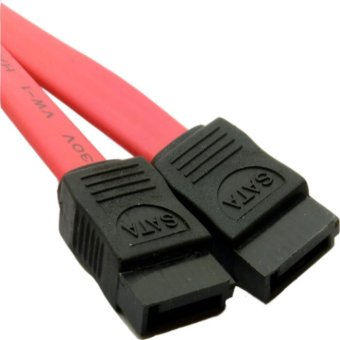 SATA Data Cable with Lock (Orange) Price Philippines