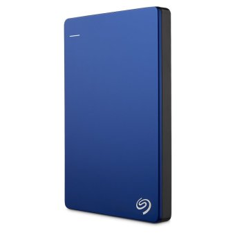 Seagate Backup Plus Slim 1TB Portable External Hard Drive USB 3.0(Blue)