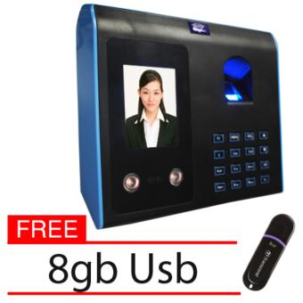 Seagate Face Biometric Fingerprint Time Attendance with free 8gb Usb