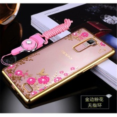 Secret Garden Tpu Back Case Cover For Samsung Galaxy A7 2016kt Cat Source · Secret Garden