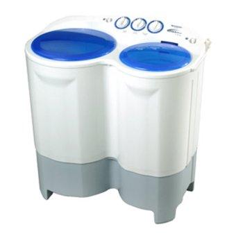 Sharp Twin Tub Washing Machine ES-7525T 7.5kg Blue
