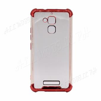 Shockproof Case For Asus Zenfone 3 Max(Red)