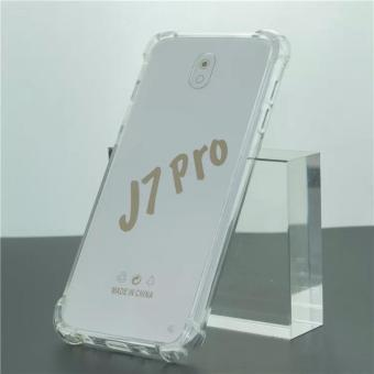 Shockproof case for Samsung J7 Pro (clear)