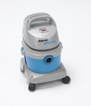 Shop-vac SV-589-0320 10L Wet and Dry Vacuum Cleaner (Gray/Blue)
