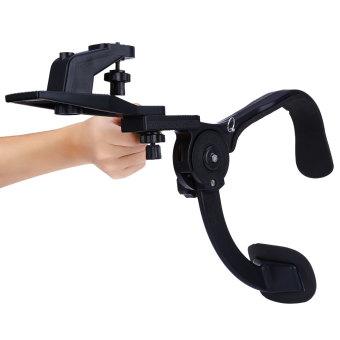 Shoulder Support Pad Stabilizer For Camcorder DSLR Camera DV (Black) - 2