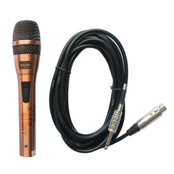 Shure PG-8.2 Professional Vocal Dynamic Microphone (Rose Gold)