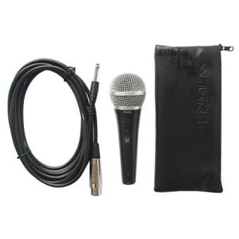Shure PG58 Vocal Cardioid Dynamic Microphone