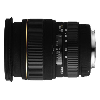 Sigma 24-70mm f/2.8 f2.8 IF EX DG HSM for Canon Black