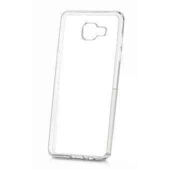 Silicone Soft Case for Samsung Galaxy A5 2016 (A510) (Clear) - 2