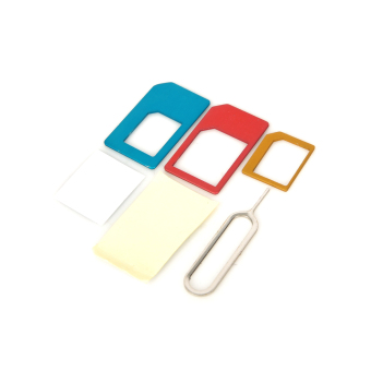 SIM Adapter With Eject Tool For iPhone 4 4S 5