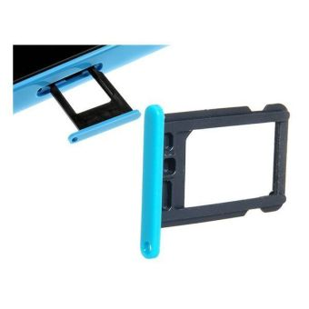 SIM Card Tray for iPhone 5C (Blue) - picture 2