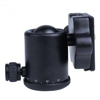 Sinvitron QZSD-06 Aluminum 30mm Camera Tripod Ball HeadBallhead+Quick Release Plate Pro Camera Tripod Max Load to 15kgQ-06 (Black) - 2