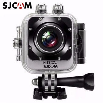 SJCAM M10 Cube WIFI Mini Full HD WIFI Sport Action Camera (Silver)