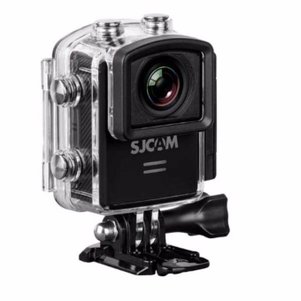 SJCAM M20 WIFI 16MP Action/Sports Camera (Black) withFloater/Bobber (Yellow) - 2
