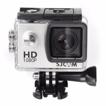 SJCAM SJ4000 2.0' Display Screen Wide-Angle 12MP Latest ModelAction Camera (Silver) - 2