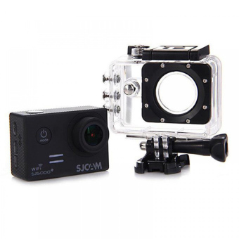 SJCAM SJ5000+ Plus Wifi Sports Action Camera (Black)