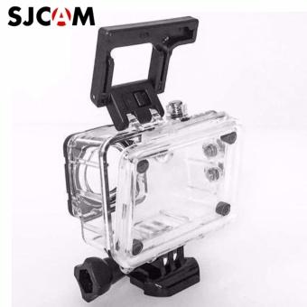 SJCAM Waterproof Case V1 for SJ4000 Series Action Camera (Clear) - 2