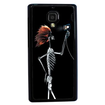 Skull Pattern Phone Case For Xiaomi Mi4