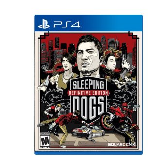 Sleeping Dogs for PS4