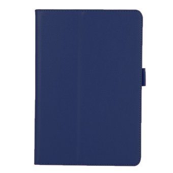 Slim Leather Case Cover for Samsung Galaxy Tab A 8.0 inch TabletSM-T350 (Blue)