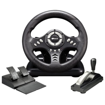 10 best gaming steering wheels philippines 2018 lazada. Black Bedroom Furniture Sets. Home Design Ideas