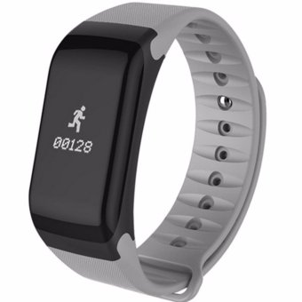 Smart Band blood pressure watch F1 Smart Bracelet Watch Heart Rate Monitor SmartBand Wireless Fitness For Android IOS Phone - intl - 2