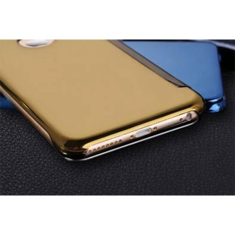 Smart Sleep Mirror Flip Case Cover For Apple iPhone 6 6s Window .