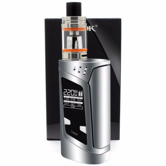 Smok Alien Kit 220W Variable Temperature Control Electronic Cigarette Kit (Silver)