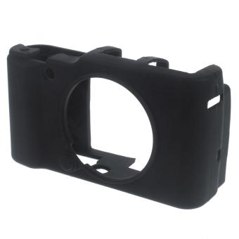 Soft Silicone Case Protector for FUJIFILM X-A2/X-A1/X-M1 - Black - intl Price Philippines