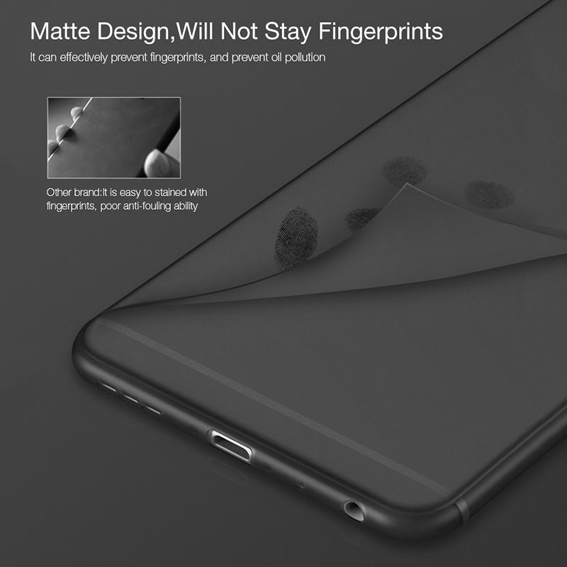 Soft TPU Case For MEIZU M5 Note Slim Back Protect Skin anti ShockUltra .