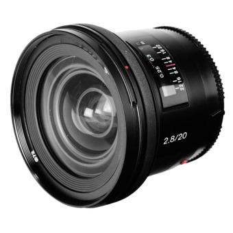 Sony 20mm f/2.8 f2.8 Lens (SAL20F28) Black