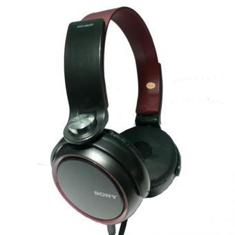 Sony XB400 Over the head Headphones (Red)