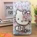 Sony xperiaz1/Z2/Z3/Z4/z5/C3 cartoon flip protective case phone case