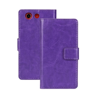 Sony Z3/Z3 oil wax leather phone case mobile phone Leather cover